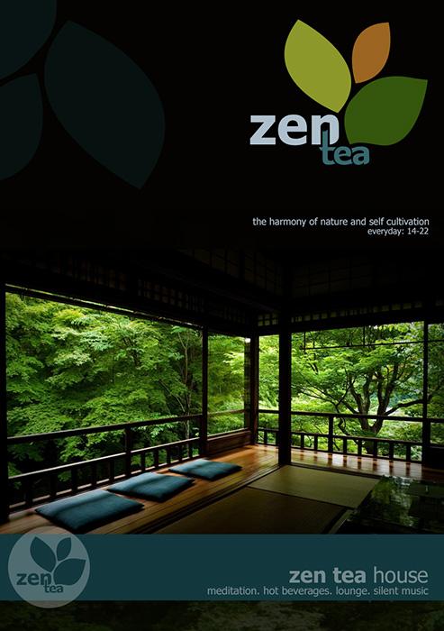 zen tea-house