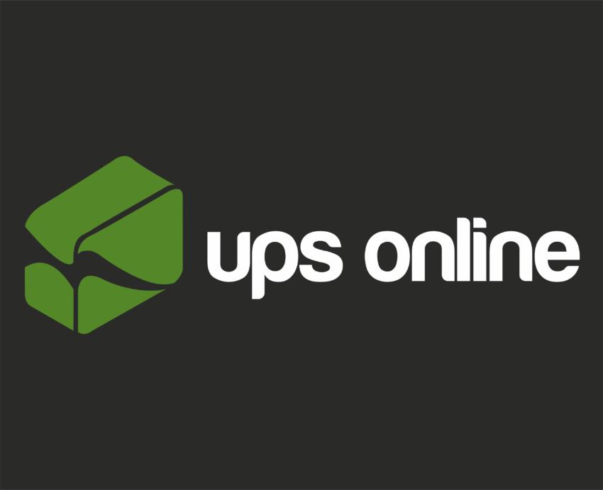 UPS Online - logo