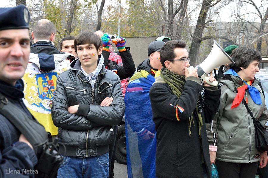 Protestatari Uniţi Salvăm Roşia Montană