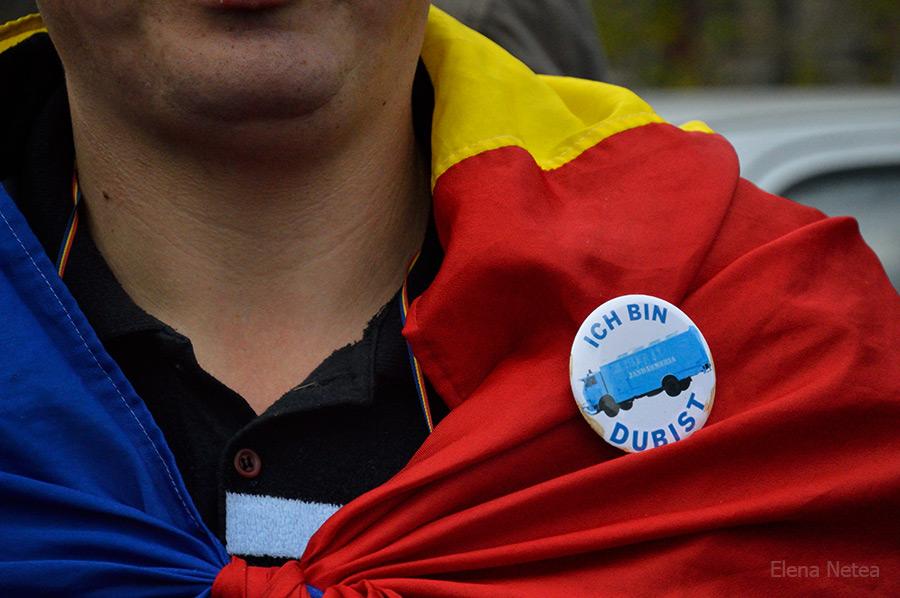 Protest Uniţi Salvăm Roşia Montană